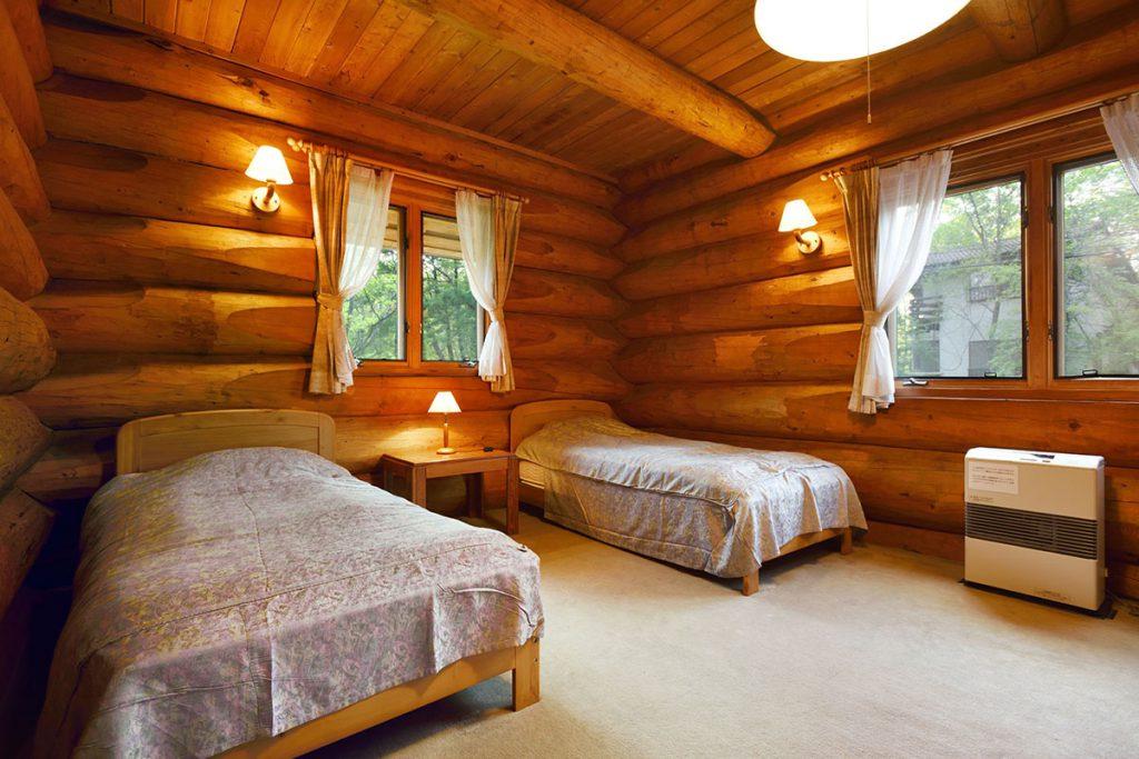 Big log house images 13