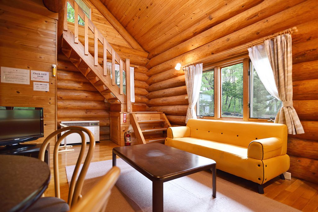 Log house images 01